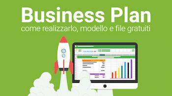 Business Plan esempio modello